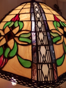 Tiffany hanglamp Cambridge - 97