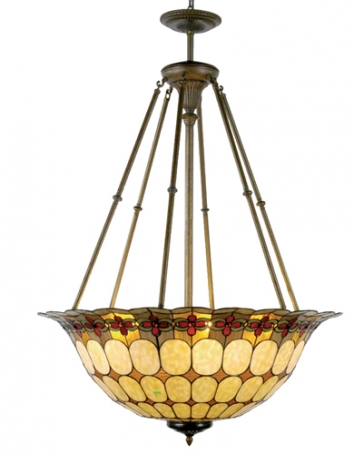 Tiffany hanglamp Cherry 92