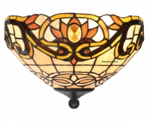 Tiffany plafondlamp Burlington 30/80