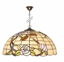 Tiffany hanglamp Dragonfly Flower 97