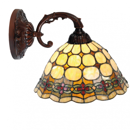 Tiffany wandlamp Cherry