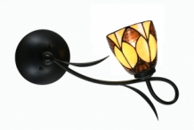 Tiffany Wandlamp / Plafonnière Lovely Parabola small