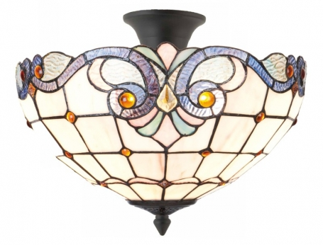 Tiffany plafondlamp Kingston 40/96