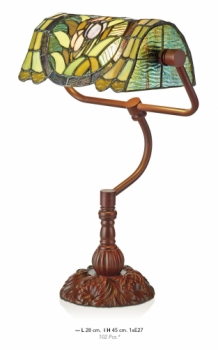 Tiffany Bureaulamp Jules