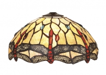 Tiffany hanglamp Dragonfly 25 Triple