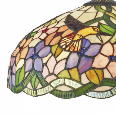 Tiffany hanglamp 40 Hummingbird