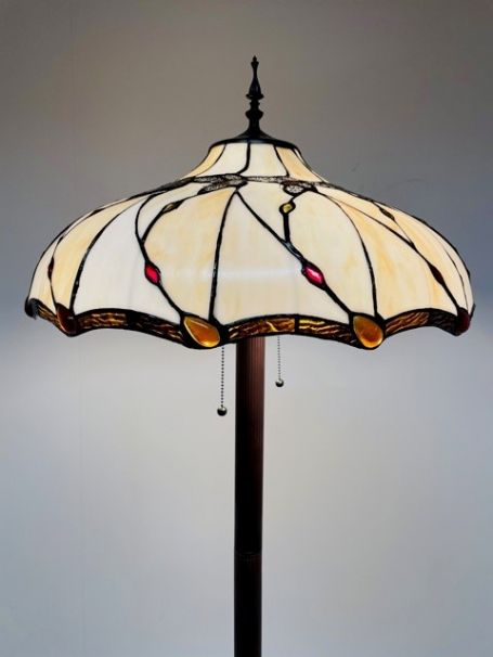 Tiffany vloerlamp Butterfly 50 Base