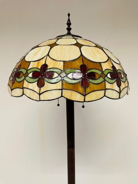 Tiffany vloerlamp Cherry 50 Base