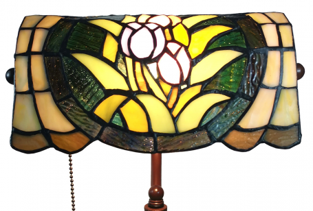 TIffany Bureaulamp Tulip